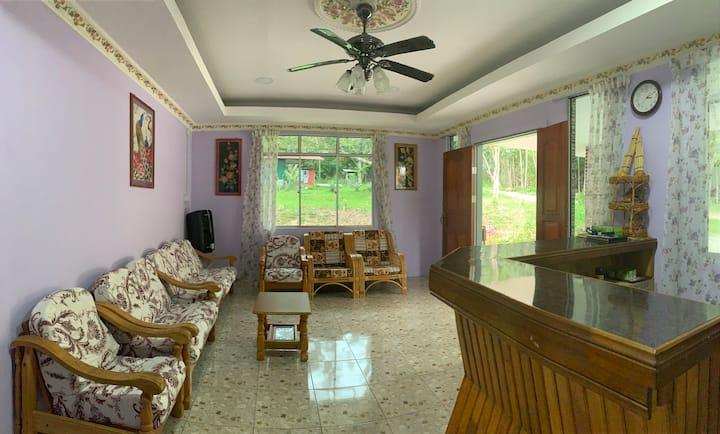 Poring Hot Spring Homestay | Room 3 Twin