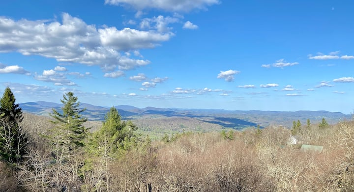 Breathtaking Blue Ridge views: 7 min from Boone!