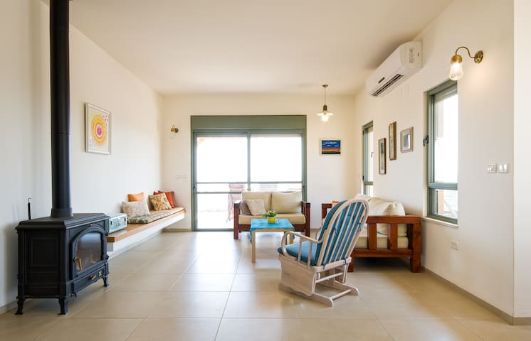 Pleasant Galilee House + View - Tel Hanaton - บ้าน