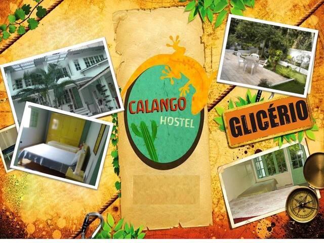 Calango Hostel - Glicério - RJ