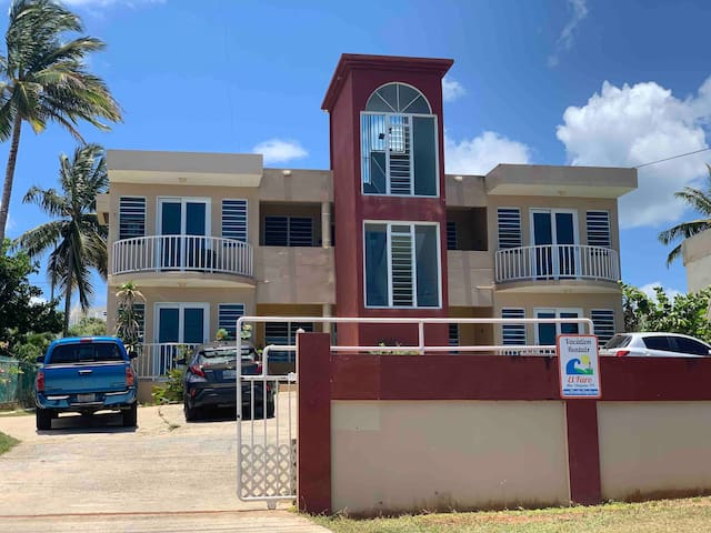 Cozy 2BR Apt with Easy 5min Walk to Mar Chiquita
