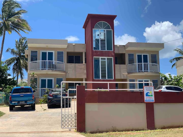 Entire Apartment El Faro Beach Front Apt 101