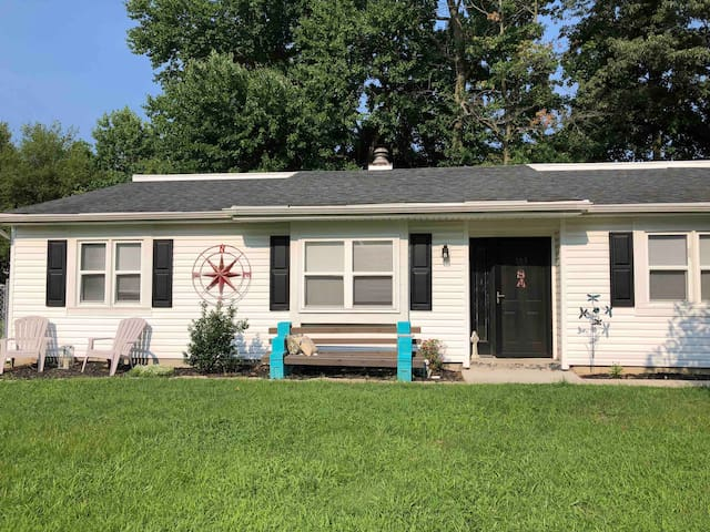 Single family home in a quaint community