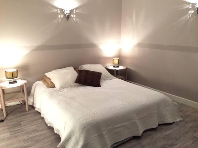 Chambre spacieuse à la campagne - Beauchery-Saint-Martin - House