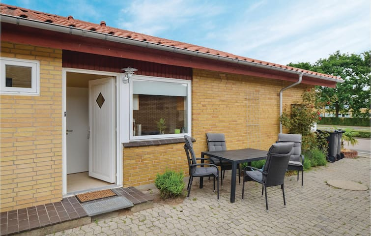 Holiday apartment with 1 bedroom on 48m² in Sønderborg