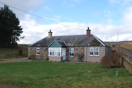 Clayhills Cottage - Blairgowrie - Casa