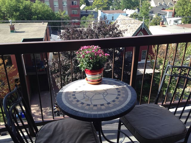 Charming apartment near Ottawa's Byward Market - Ottawa - Appartement