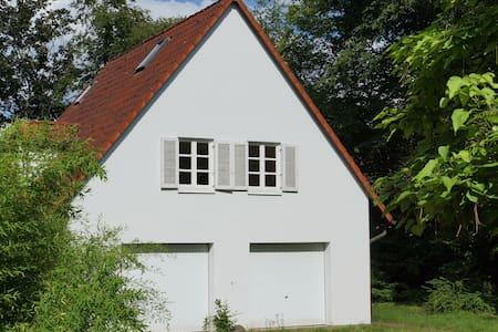 Gästehaus (80 qm) im Universitätsviertel