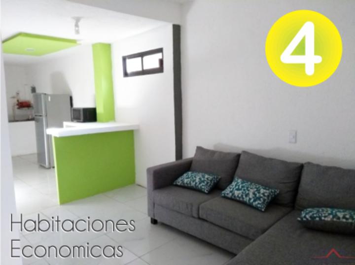 Habitaciones económicas muy bien ubicadas (4)