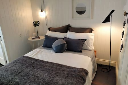 Double Room with Private Bathroom - House