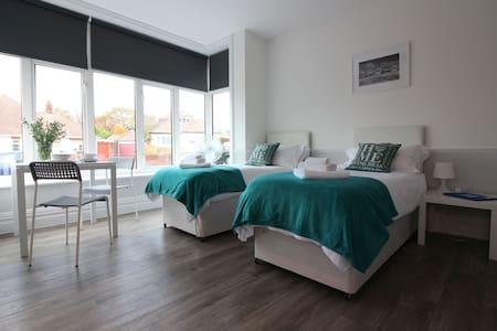 Diamond - Broadway House Apartment 1 - Bournemouth - Wohnung