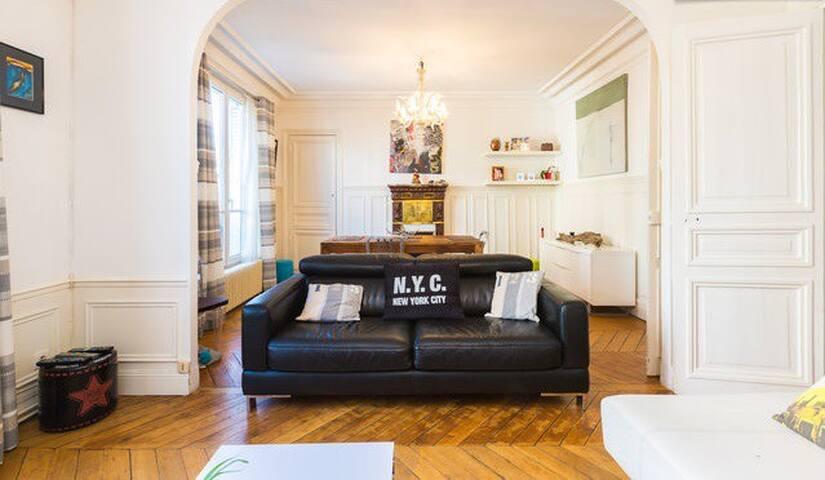 Appartement de charme et de standing#Paris 12