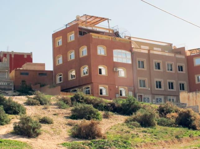 Daar Bella Vista Appartement au 1er étage - Agadir - Apartemen