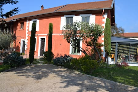 VILLA 630, chambres d'hôtes - Mottier - Bed & Breakfast