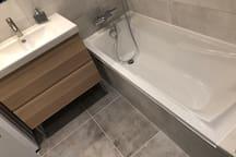 Grande salle bain