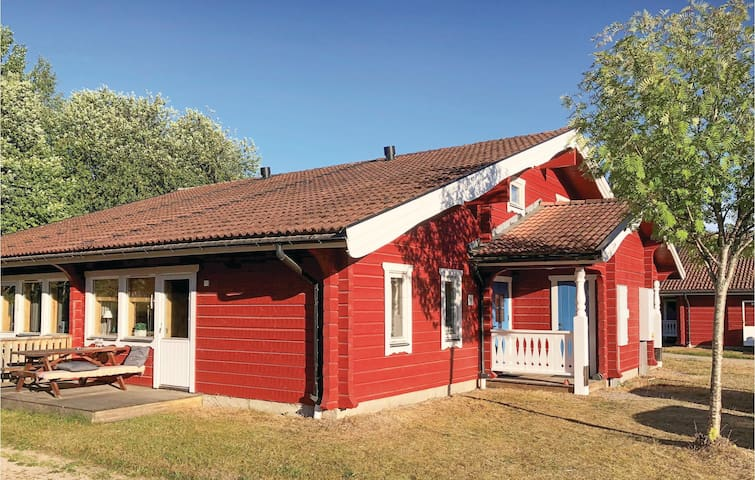 Semi-Detached with 2 bedrooms on 65m² in Sysslebäck