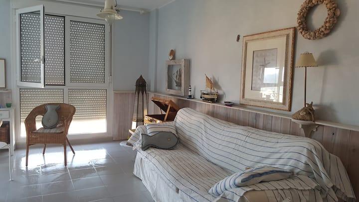 Apartamento con vistas, confortable y luminoso