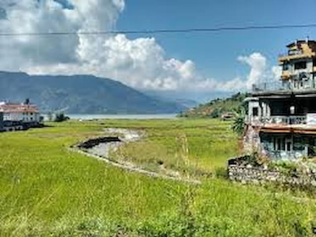 Cosy room at Bishnu Homestay - Pokhara - Bed & Breakfast