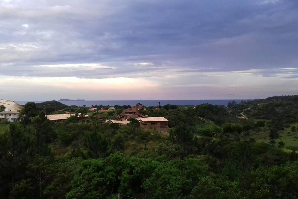 Vista da Varanda à tarde