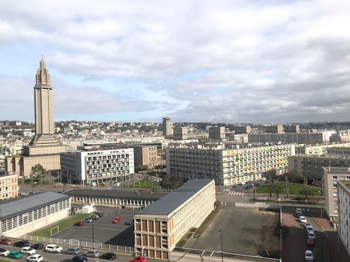 Vivez Le Havre  - Résidence en bord de mer