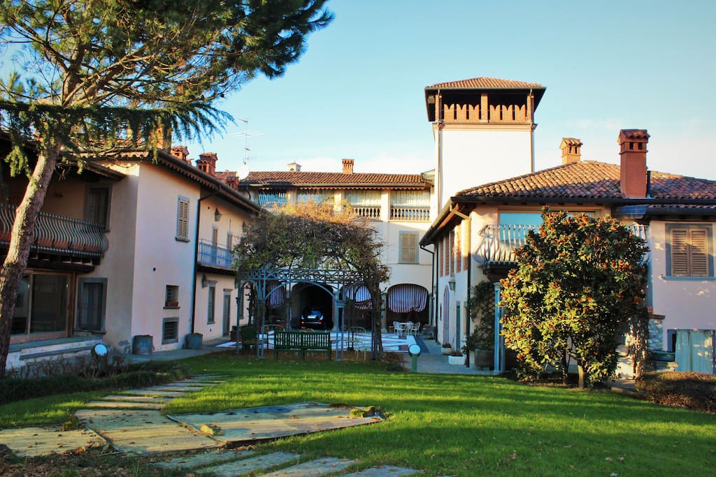 Casa Roncalli vista dall'esterno