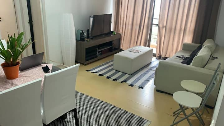 Apartamento completo no coração de Alphaville