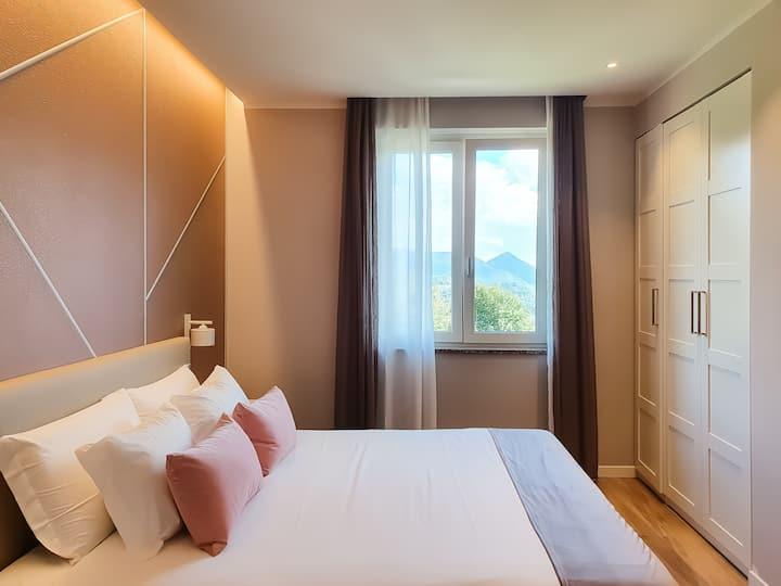 Rota Apartments - trilocale con jacuzzi Nocciolo