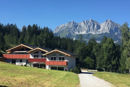 Edge of the forest - Oberndorf in Tirol