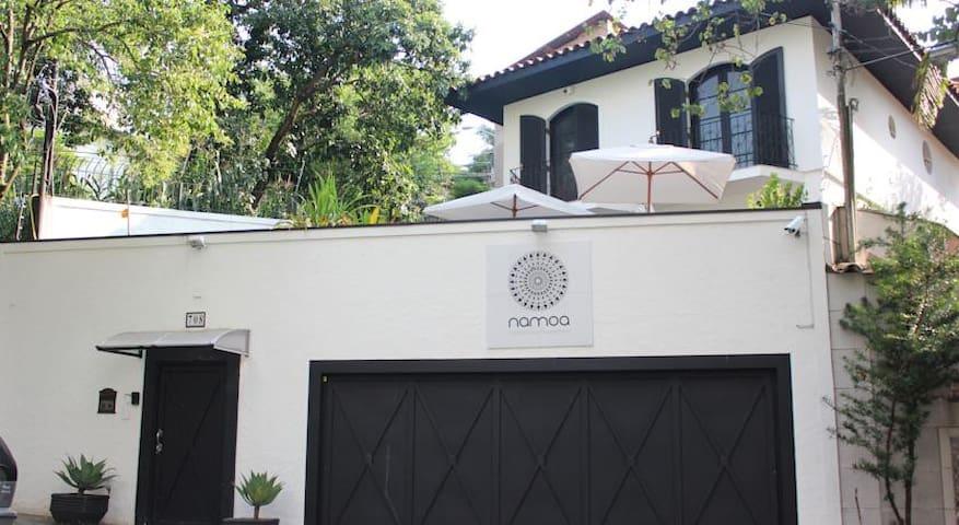 Namoa Hostel Vila Madalena - Quarto Feminino