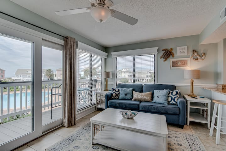 Temporary Sand-ity in Gulf Shores Plantation! Great Price! Great Place! - Temporary Sand-ity