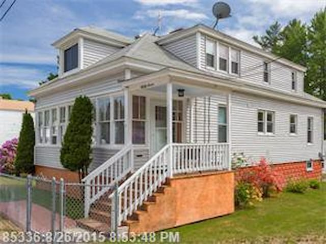 Ocean Breeze Cottage - Old Orchard Beach - Flat