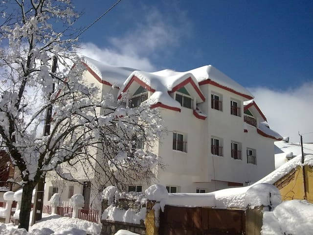 Sunny accommodation - Ifrane - Apartment