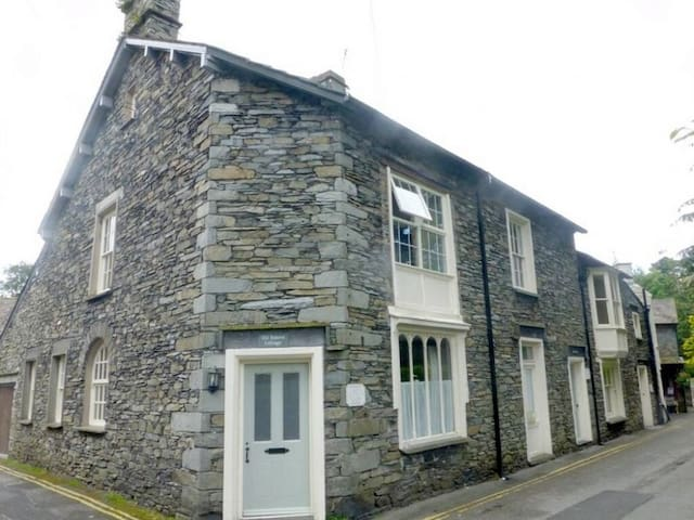 OLD BAKERS COTTAGE, family friendly in Grasmere, Ref 972229
