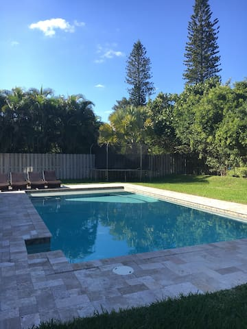 DREAM HOUSE W POOL NEAR SAWGRASS MALL - Cooper City