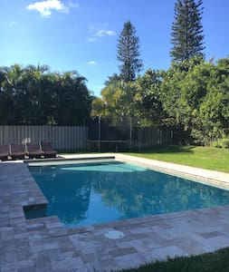 DREAM HOUSE W POOL NEAR SAWGRASS MALL - Cooper City - Ev