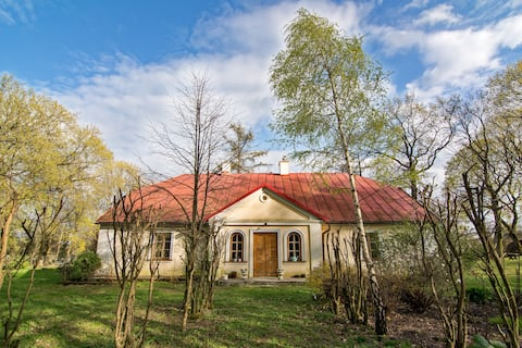 Polish original cottage/ Polski dworek