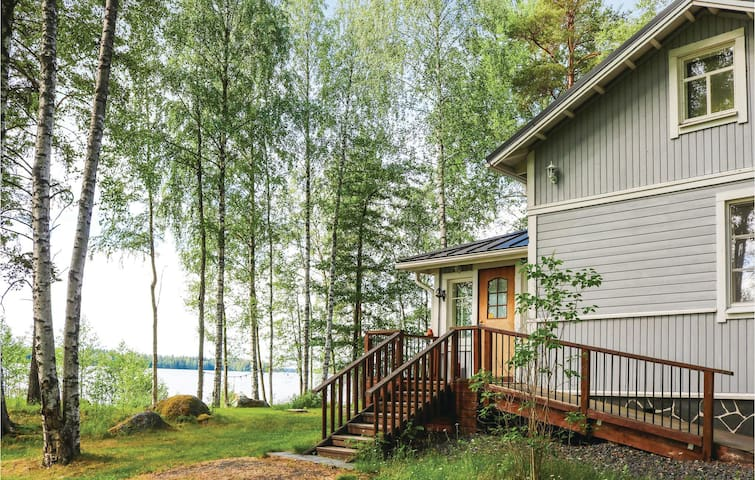 Holiday cottage with 1 room on 80m² in Eräjärvi