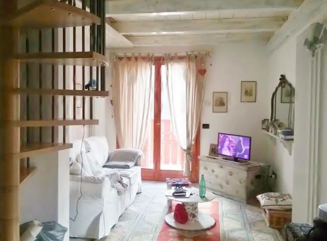 Cozy Duplex in front of mountain - San Simone (BG) - Cambrembo - Casa