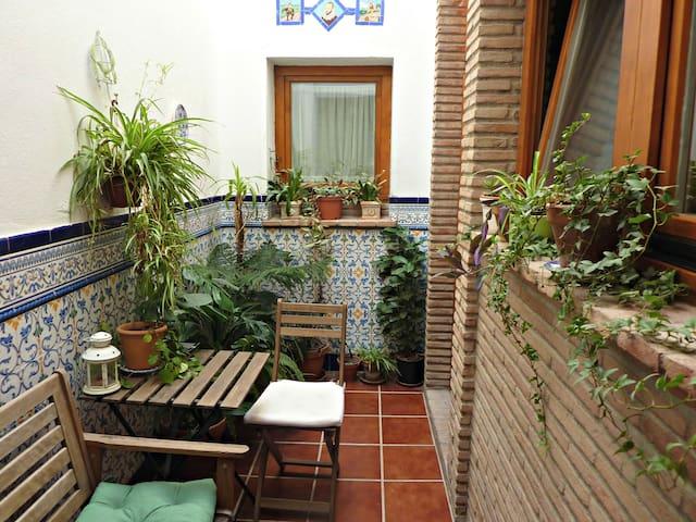 Historic Centre Apartament - Málaga - Lejlighed