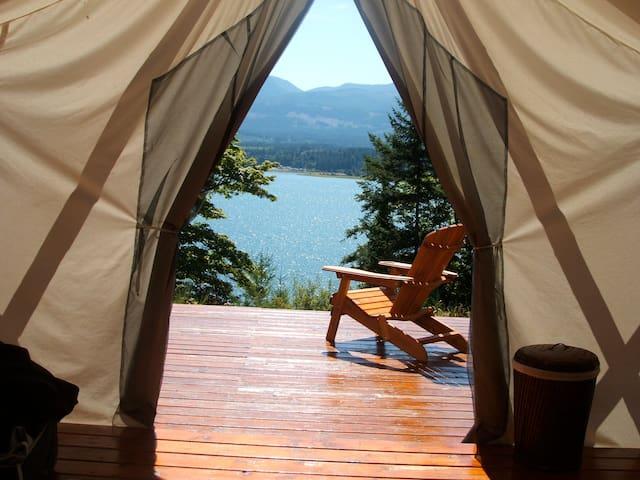 NEW! Spacious Eco-Retreat Cabin
