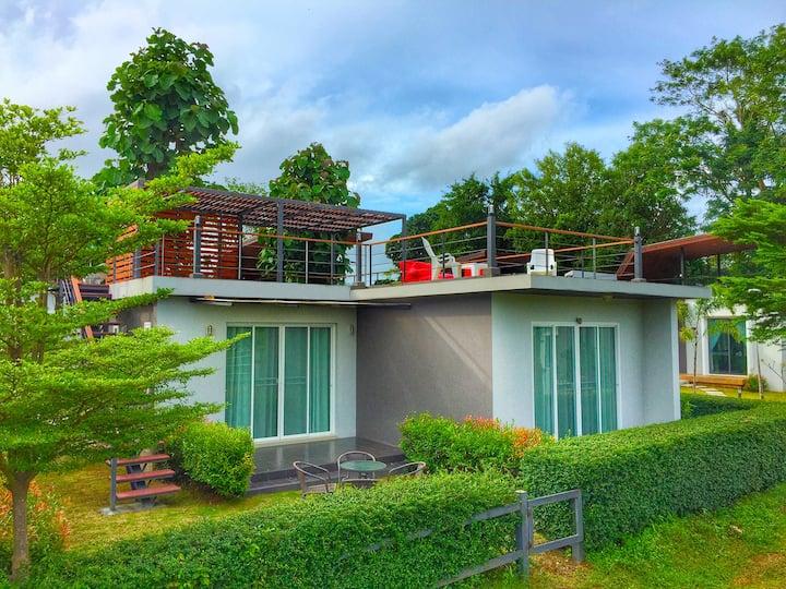 Sea Space Villa, Sea View 2-Bedroom Villa ( B1 )