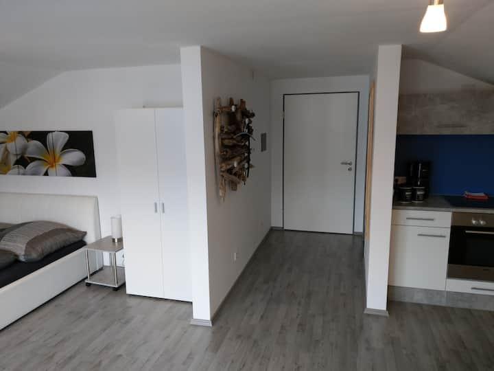 Ferienwohnung mit Balkon, 44 m², neu renoviert
