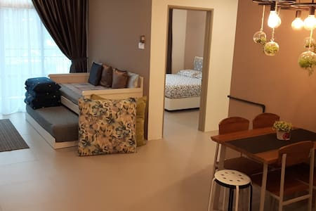 G Residence-2 bedrooms Apartment@Night Market (4)