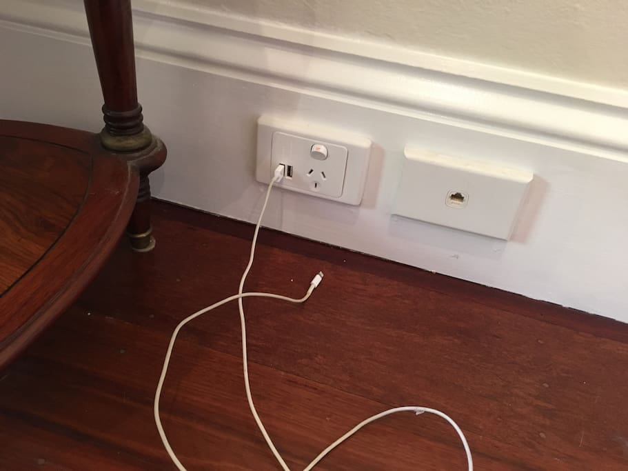 Universal USB adaptors with most power points in house