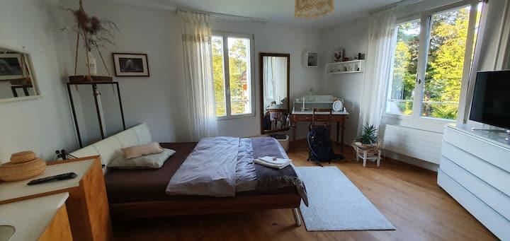Herisau, Zuhause mittendrin und trotzdem ruhig