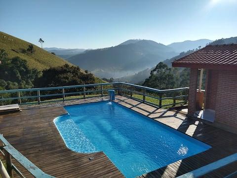 Casa de campo Santa Cruz da Cachoeira