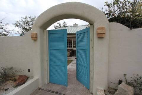 Blue Agave! Your West Texas paradise awaits!