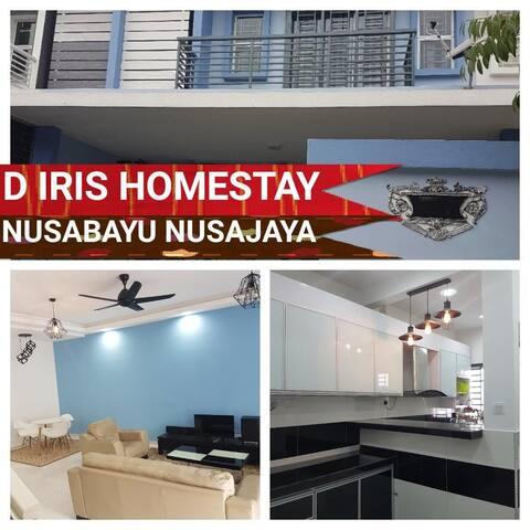 DIRIS GUEST HOUSE NUSABAYU NUSAJAYA