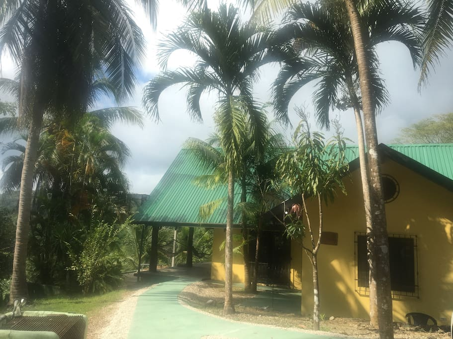Casa Pericos with Wheelchair Accessible Walkway to Ground Floor