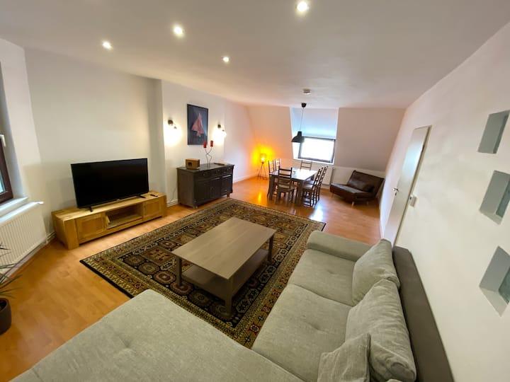 ⛵️FeWo für 1-6 Gäste mit 82 m² und schnellem W-LAN⛵️